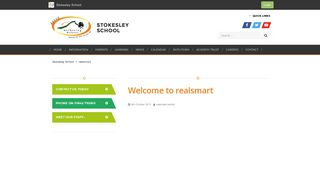 realsmart | Stokesley School