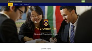 Kingsford Community School | An International School and a ...