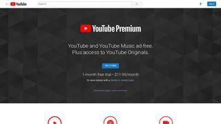 YouTube Premium - YouTube