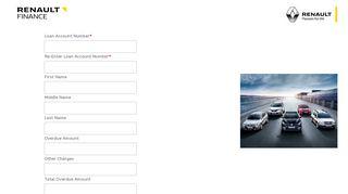 Renault Finance - Amazon AWS