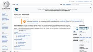Rewards Network - Wikipedia