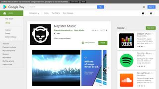 Napster Music - Apps on Google Play