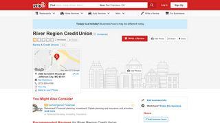 River Region Credit Union - Banks & Credit Unions - 2009 Schotthill ...