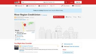 River Region Credit Union - Banks & Credit Unions - 3000 Carter Ln ...