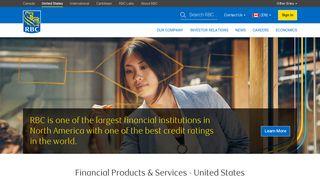 United States - RBC - About RBC