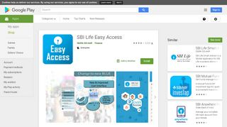 SBI Life Easy Access - Apps on Google Play