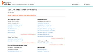 SBI Life Insurance - Policy Reviews, Premiums & Comparison