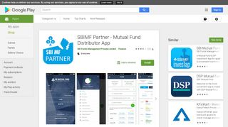 SBIMF Partner - Mutual Fund Distributor App - Apps on Google Play