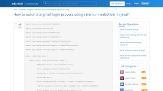 How to automate gmail login process using selenium webdriver in ...