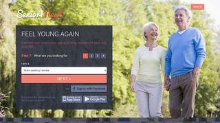Senior Next Canada | Have Fun Dating Again