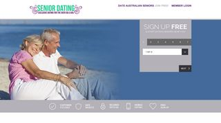 Senior Dating AU - Dating For Over 50s In Australia - Join Free!