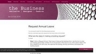 the Business   Staff Intranet - Sheffield Hallam University