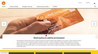 Dobrodošli na spletni strani Shell Adria | Shell Slovenija
