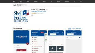 Shell FCU Mobile on the App Store - iTunes - Apple