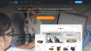 ShopMania Biz - Online store builder, start your own online shop