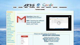 Gmail-7 - ARPS Google - Google Sites