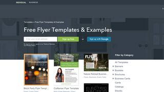 Free Printable Flyer Templates & Examples [30+ Free Templates]