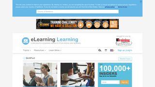 SkillPort - eLearning Learning