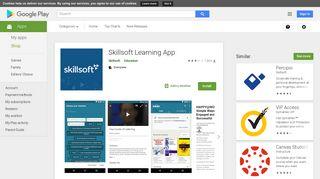 Skillsoft Learning App - Apps on Google Play