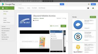 Skyward Mobile Access - Apps on Google Play