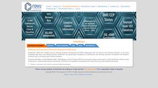 ROW2 Technologies: SmartChem