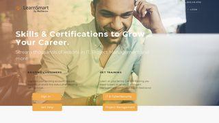 LearnSmart IT & Project Management Online Training Courses ...