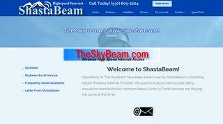 Email Setup - Skybeam