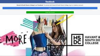Havant & South Downs College - Home | Facebook