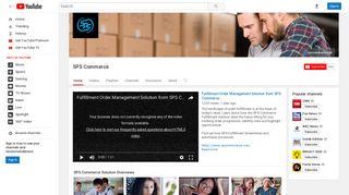 SPS Commerce - YouTube