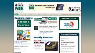 NIE | tbtimes - Newspapers in Education