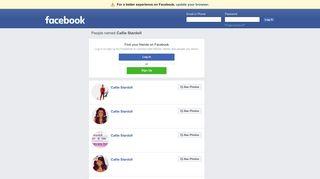 Callie Stardoll Profiles | Facebook