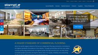 Starnet® Worldwide Commercial Flooring Partnership