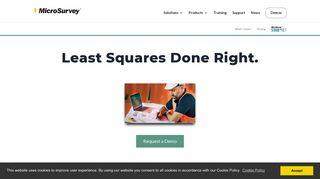 StarNet   MicroSurvey Software