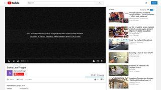 Stena Line Freight - YouTube