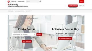 AHA eLearning: CPR First Aid eLearning