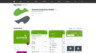 Summit Credit Union Mobile on the App Store - iTunes - Apple