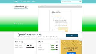 webmail.supervalu.com - Outlook Web App - Web Mail Supervalu
