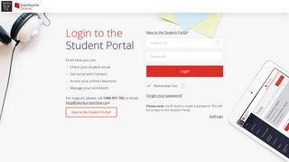 Swinburne Online Student Portal: Sign in