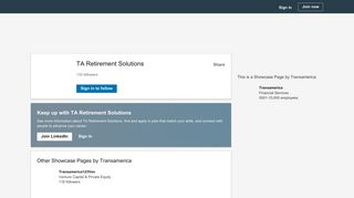 Login Ta Retirement Sign In or Register New Account