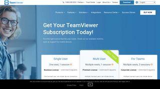 TeamViewer pricing: Leader in remote desktop and access