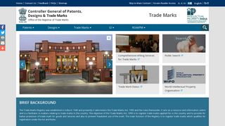 Trade Marks | Intellectual Property India