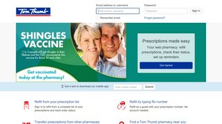 Pharmacy prescription refills and transfers - Refill Rx