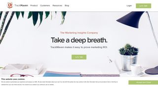 TrackMaven | Marketing Analytics Software