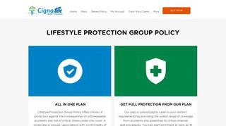 Customizable Corporate Insurance Plan by Cigna TTK