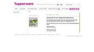 Tupperware | Salesforce