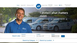 Working at ADT | Jobs and Careers at ADT