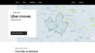 Drive or Ride with Uber Delhi   Uber