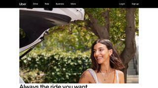 Get an Uber Ride - Download the Passenger App   Uber