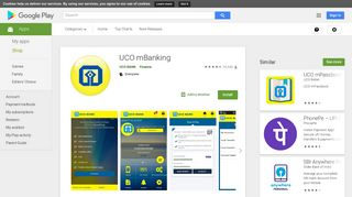 UCO mBanking - Apps on Google Play