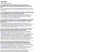 University of California, San Francisco Alumni Association Email FAQ